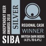 SIBA South East Regional Beer Awards 2018 - Silver