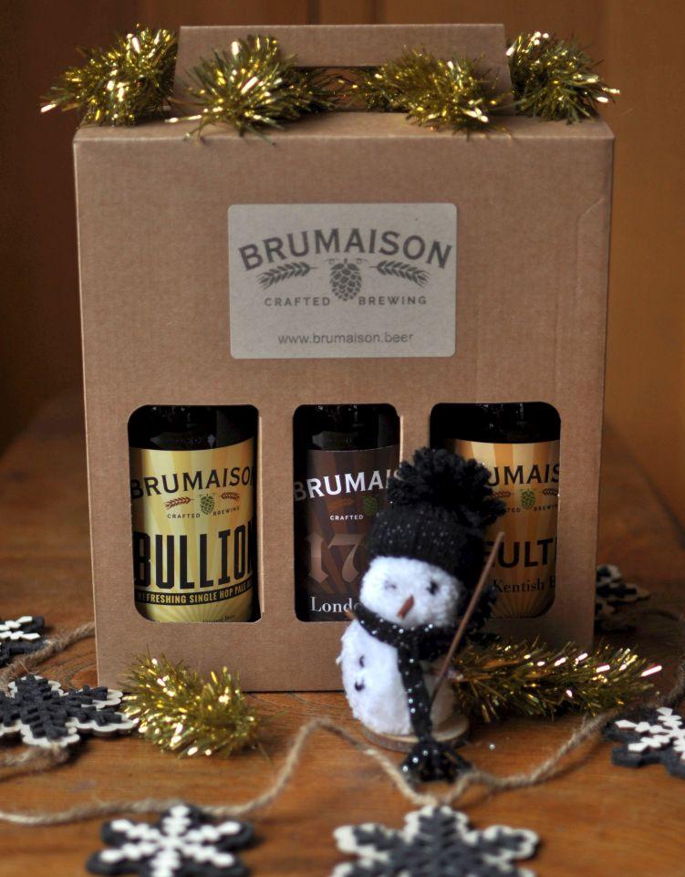 3-bottle gift box